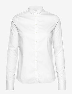 Tilda Shirt - long-sleeved shirts - white