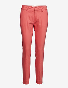 Abbey Night Pant - RIO RED