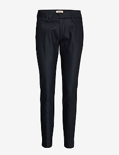 Abbey Night Pant Sustainable - trousers with skinny legs - navy
