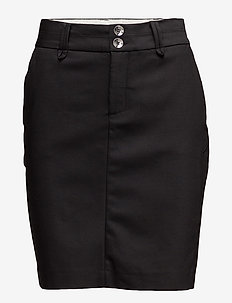 Blake Night Skirt - BLACK