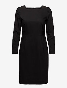 Blake Night Dress - BLACK