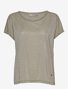 Kay Tee - t-shirts - oil green