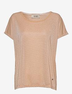 Kay Tee - t-shirts - peach cobbler