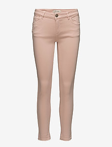 Sumner Colour Pant - slim fit bukser - rose