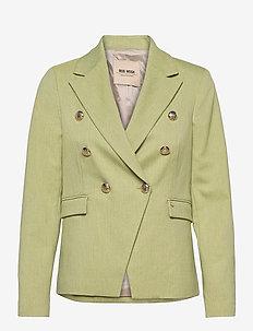Beliz Twiggy Blazer Sustainable - casual blazers - winter pear