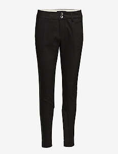 Blake Club Pant - trousers with skinny legs - jade green