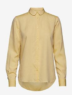 Clara Nani Shirt - SOFT LEMON