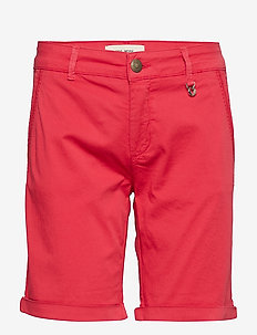 Perry Chino Shorts - casual shorts - rio red