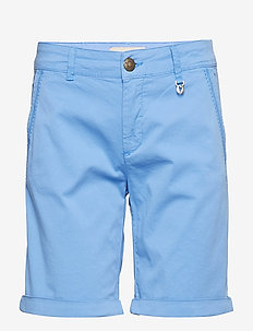 Perry Chino Shorts - casual shorts - ultramarine