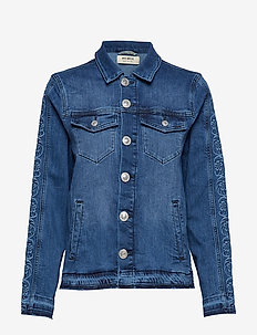Arrie Free Jacket - denim jackets - blue denim