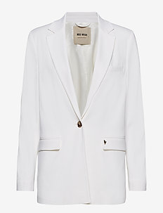 Cobb Blazer - WHITE