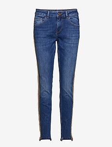 Bradford Blue Carell Jeans - BLUE DENIM
