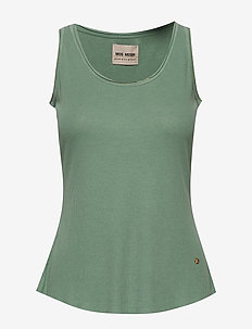 Evi Tank Top - basic t-shirts - green bay