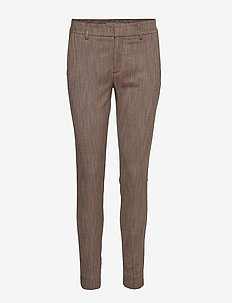 Abbey Brandy Pant - COFFEE BEAN MELANGE