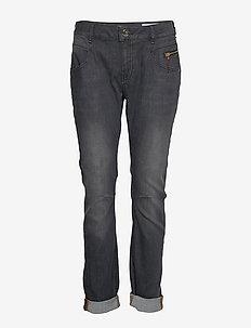 Nelly Favourite Jeans - GREY DENIM