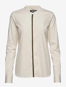 Maggie Golden Shirt - ECRU