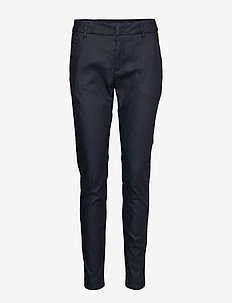 Blake Gallery Pant - trousers with skinny legs - dark blue