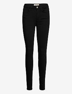 Alli Core Jeans - dżinsy skinny fit - black