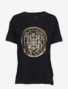 Kerry Tee - t-shirts - black