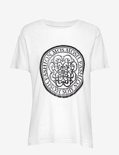Kerry Tee - t-shirts - white