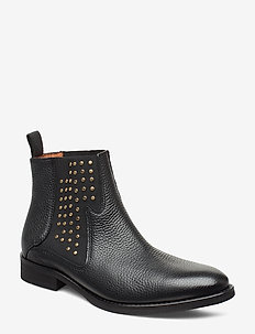 MM Berlin Boot - BLACK