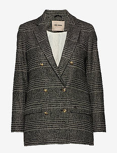 Mia York Jacket - suits & co-ords - black check