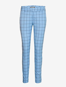 Abbey Ocean Pant - SILVER LAKE BLUE