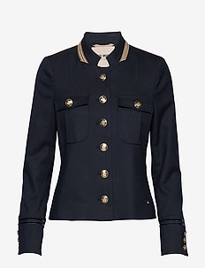 Selby Twiggy Jacket - SALUTE NAVY