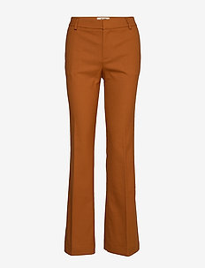 Farrah Twiggy Pant - ROASTED PECAN