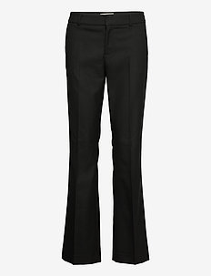 Farrah Twiggy Pant Sustainable - flared jeans - black