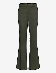 Farrah Twiggy Pant Sustainable - flared jeans - duffel bag