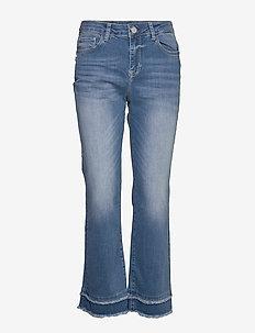Kelsey Kick Jeans - flared jeans - blue