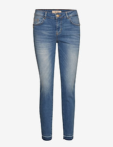 Sumner Decor Jeans - proste dżinsy - light blue