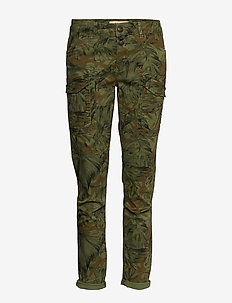 Hurley Camouflage Cargo Pant - slim fit bukser - army