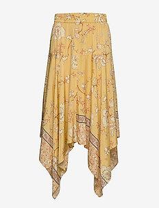 Elba Sunny Skirt - midi skirts - jojoba