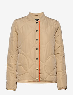 Ruby Spring Jacket - bomber jackets - safari