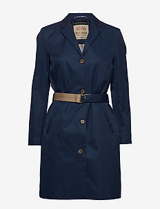 Royce Parca Jacket - DARK BLUE