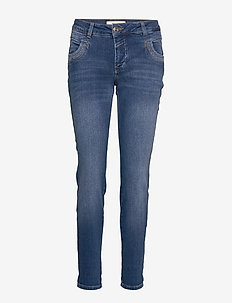 Naomi Core Luxe Jeans - BLUE