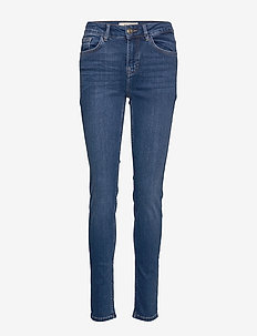 Alli Core Luxe Jeans - skinny jeans - blue