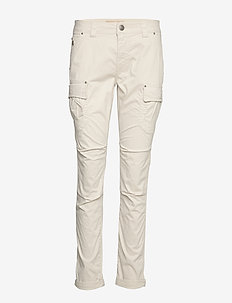 Cheryl Cargo Reunion Pant - straight leg trousers - kit