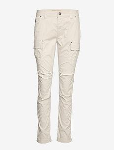 Cheryl Cargo Reunion Pant - bukser med lige ben - kit