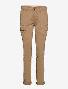 Cheryl Cargo Reunion Pant - bukser med lige ben - safari