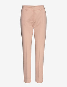 Drew Cole Pant - straight leg trousers - chintz rose