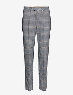 Drew Chester Pant - bukser med lige ben - blue