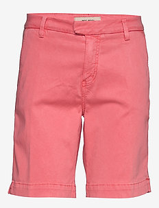Marissa Air Shorts - chino shorts - sugar coral