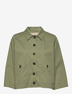 Phoenix Cole Jacket - utility-jakker - oil green