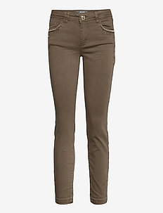 Sumner Jewel G.D Pant - slim jeans - chocolate chip