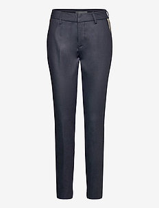 Blake Gallery Pant - casual housut - blue