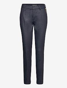 Blake Gallery Pant - casual bukser - blue