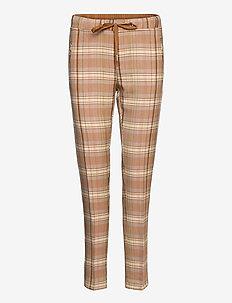 Gabbi Janelle Pant - casual broeken - peach beige